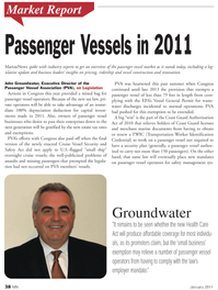 Marine News Magazine, page 38,  Jan 2011 United States