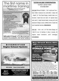 Marine News Magazine, page 43,  Jan 2011 steel