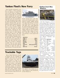 Marine News Magazine, page 45,  Jan 2011 Lake Ponchartrain