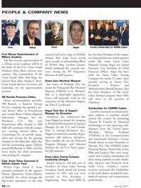 Marine News Magazine, page 50,  Jan 2011 Maryland