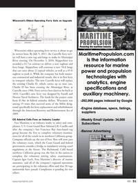 Marine News Magazine, page 51,  Jan 2011 J.R. Castillo