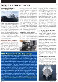 Marine News Magazine, page 52,  Jan 2011 Katrina Anderson
