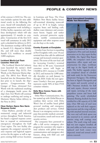 Marine News Magazine, page 53,  Jan 2011 Louisiana