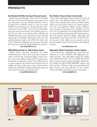 Marine News Magazine, page 56,  Jan 2011 Location Lighting Larson Electronics??? magnalight.com