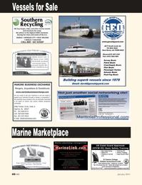 Marine News Magazine, page 60,  Jan 2011 Harbor Call