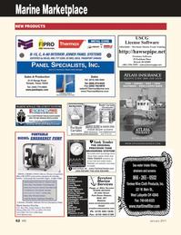 Marine News Magazine, page 62,  Jan 2011