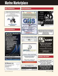 Marine News Magazine, page 63,  Jan 2011 Electric