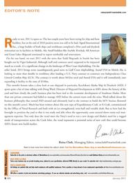 Marine News Magazine, page 6,  Jan 2011 Gulf coast