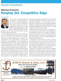 Marine News Magazine, page 20,  Feb 2011
