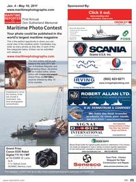Marine News Magazine, page 25,  Feb 2011