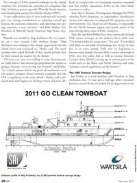 Marine News Magazine, page 28,  Feb 2011