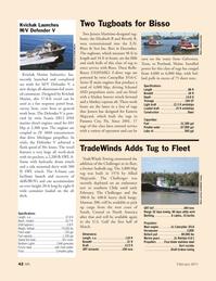 Marine News Magazine, page 42,  Feb 2011