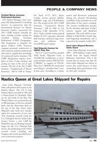 Marine News Magazine, page 49,  Feb 2011