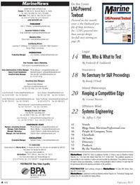 Marine News Magazine, page 4,  Feb 2011