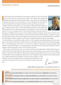 Marine News Magazine, page 6,  Feb 2011