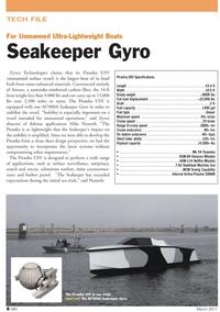 Marine News Magazine, page 8,  Mar 2011 Mike Nemeth