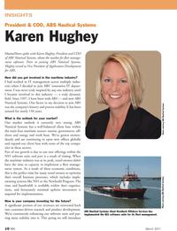 Marine News Magazine, page 10,  Mar 2011 fleet management