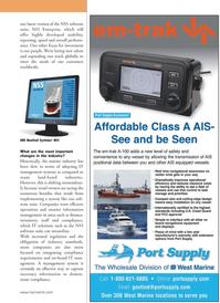 Marine News Magazine, page 11,  Mar 2011 ABS Nautical Systems