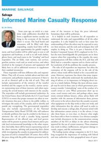 Marine News Magazine, page 14,  Mar 2011 easier communications