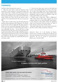 Marine News Magazine, page 26,  Mar 2011 finance