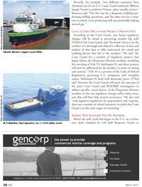 Marine News Magazine, page 36,  Mar 2011 Fleet Operator Inc.