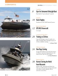 Marine News Magazine, page 2,  Mar 2011 Susan Buchanan