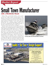 Marine News Magazine, page 38,  Mar 2011 Mike Foster