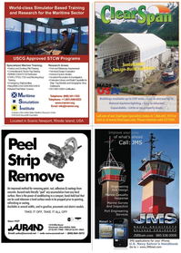 Marine News Magazine, page 43,  Mar 2011 United States Maritime Resource Center