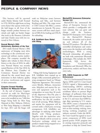Marine News Magazine, page 50,  Mar 2011 Enterprise 3.0
