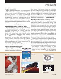 Marine News Magazine, page 55,  Mar 2011 Corrosion Protection