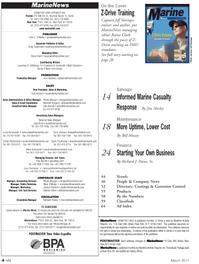 Marine News Magazine, page 4,  Mar 2011 Vladimir Bibik