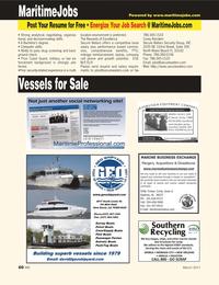 Marine News Magazine, page 60,  Mar 2011 Prior Coast Guard