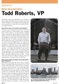 Marine News Magazine, page 10,  Apr 2011