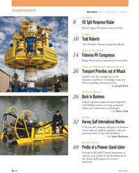 Marine News Magazine, page 2,  Apr 2011