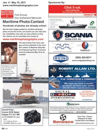 Marine News Magazine, page 54,  Apr 2011