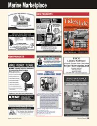Marine News Magazine, page 4th Cover,  Apr 2011