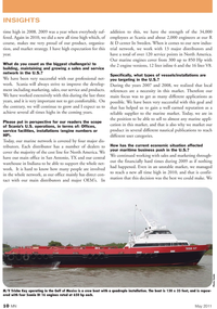 Marine News Magazine, page 10,  May 2011 Texas