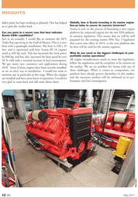 Marine News Magazine, page 12,  May 2011 Gulf of Mexico