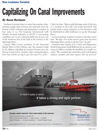 Marine News Magazine, page 28,  May 2011 Lloyd Balliviero