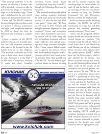 Marine News Magazine, page 32,  May 2011 West Coast