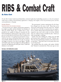 Marine News Magazine, page 34,  May 2011 Navy