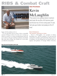 Marine News Magazine, page 40,  May 2011 end product