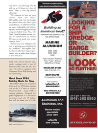 Marine News Magazine, page 43,  May 2011 Bar Pipe