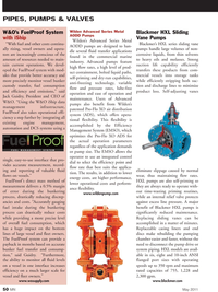 Marine News Magazine, page 50,  May 2011 Pro-Flo XO air distribution system