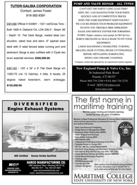 Marine News Magazine, page 53,  May 2011 steel
