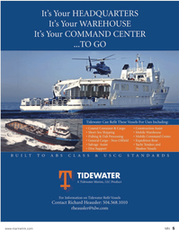 Marine News Magazine, page 5,  May 2011