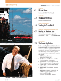 Marine News Magazine, page 2,  Jun 2011