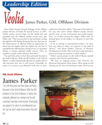 Marine News Magazine, page 42,  Jun 2011 basic diving services