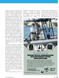 Marine News Magazine, page 19,  Jul 2011 food