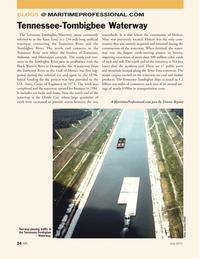 Marine News Magazine, page 24,  Jul 2011